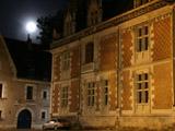 夜のブロワ城3