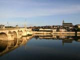 ロワール川と橋