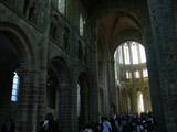 修道院付属教会内部