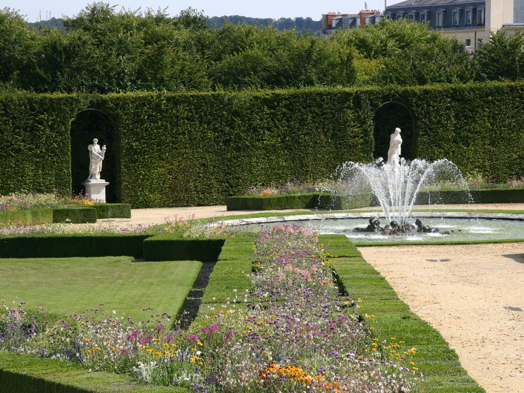 ヴェルサイユの庭園2