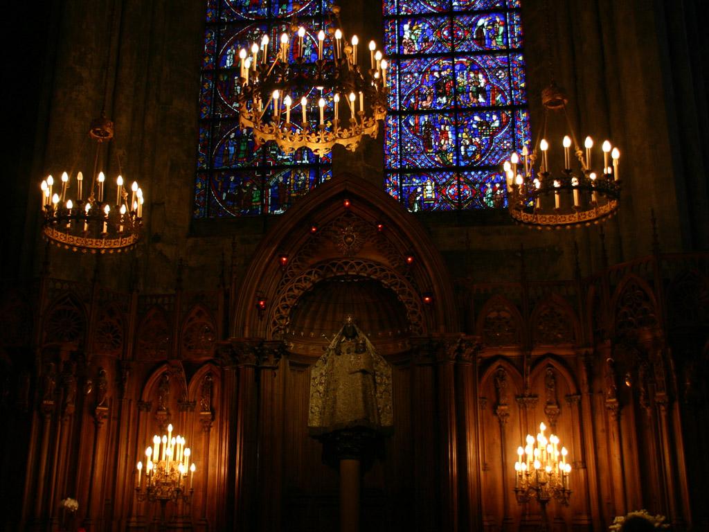 小さな礼拝堂